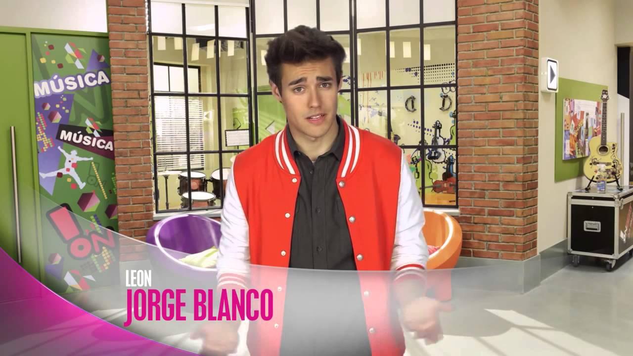 Jorge blanco violetta 3