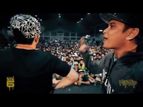 FlipTop - M Zhayt vs Spade