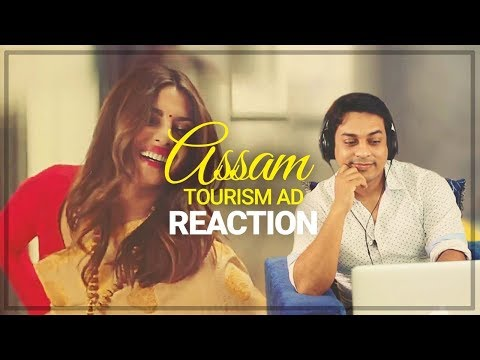 Awesome Assam - Assam Tourism | Reaction | Priyanka Chopra | Department of Tourism, Assam
