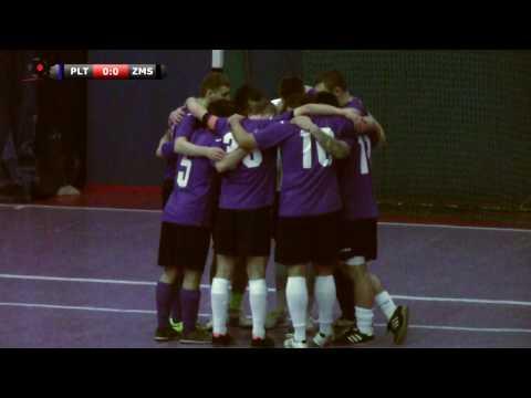 Обзор финала #itliga13 Playtika - ZoomSupport United