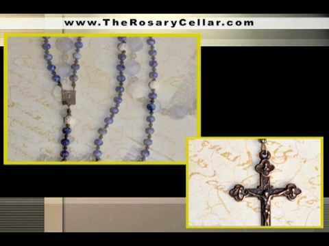 Homemade Rosary and Chaplet - Italian