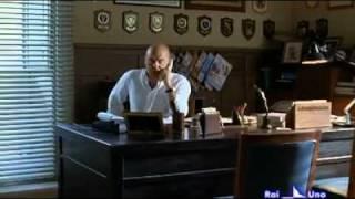 Il commissario Montalbano...sono il ministro plenipotenziario e supervisore generale .....