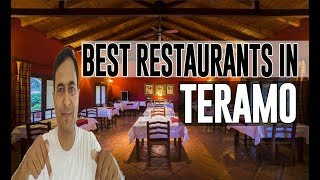 Best Restaurants and Places to Eat in Teramo , Italy