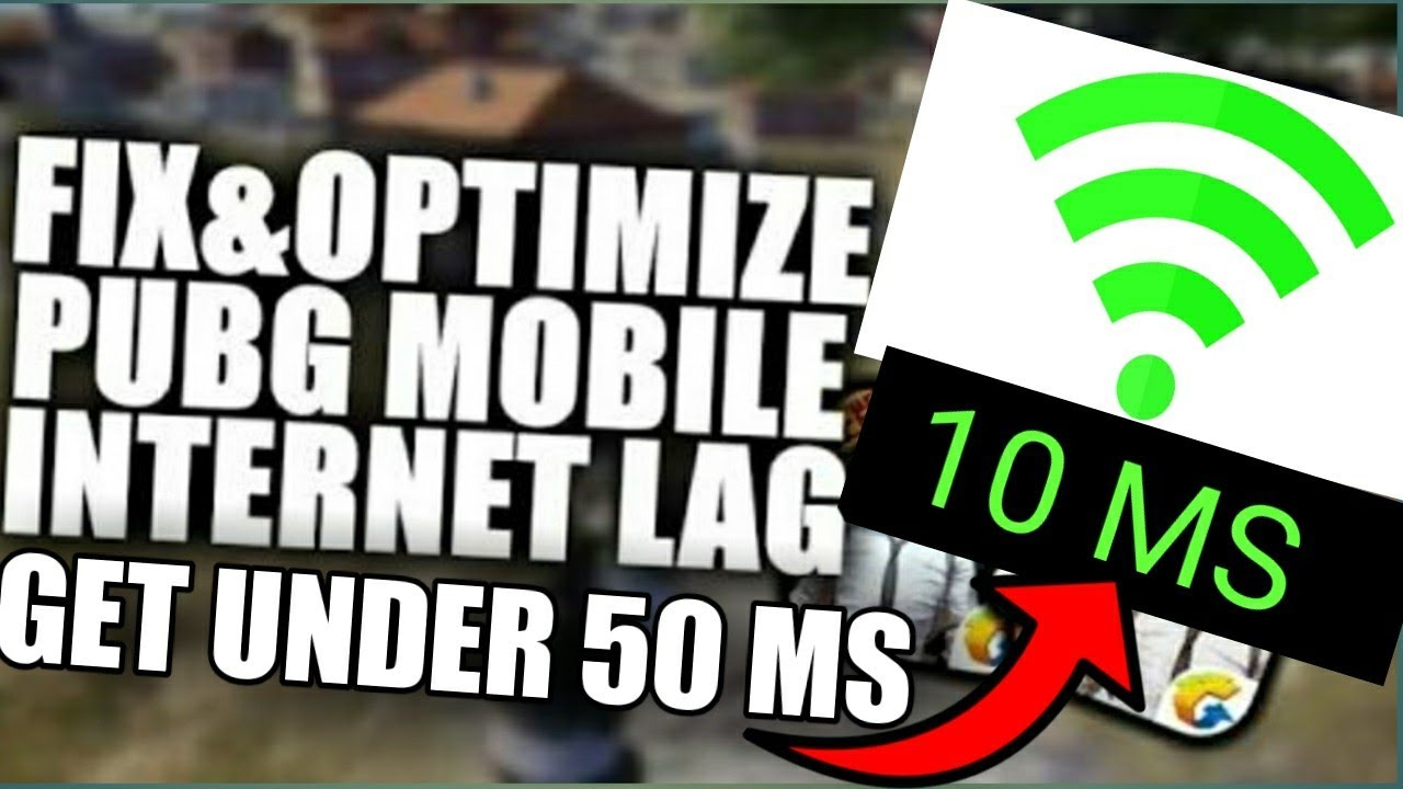 How To Better In Pubg: How To Get Better MS Or LETENCY Or PING In Pubg Mobile