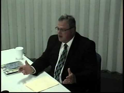 School Exec Superintendent Final Interviews (Michael Sharrow) - May 22, 2013
