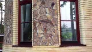 Из серии работ №3   Остекление дома (Деревянные окна и двери)(, 2013-07-18T06:39:28.000Z)