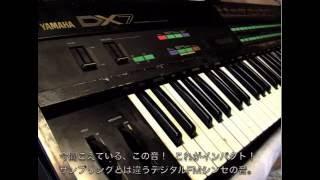 TOBIRA:DX-7を使用する (2015)
