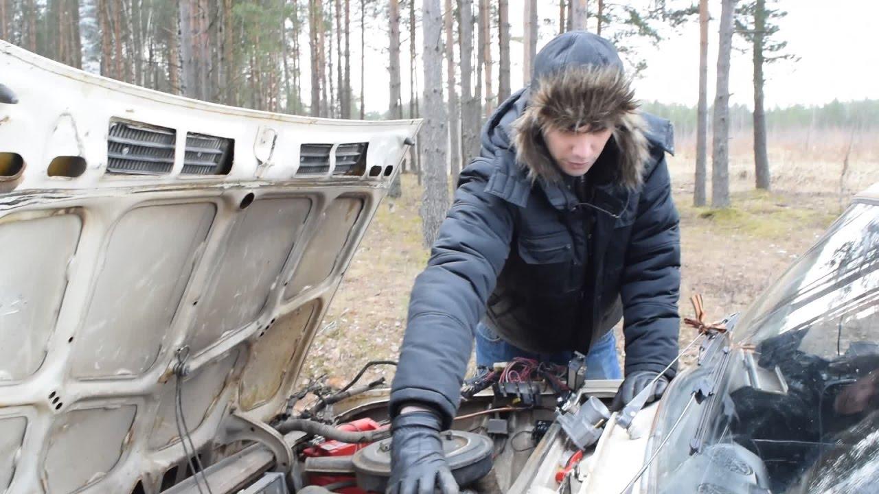 Замена карбюратора на инжектор. Часть 1. ВАЗ 2106, подготовка, замеры динамики стока.