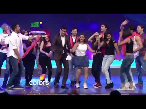 Rashami Desai performance on Tu Lagawe Jab Lipistick