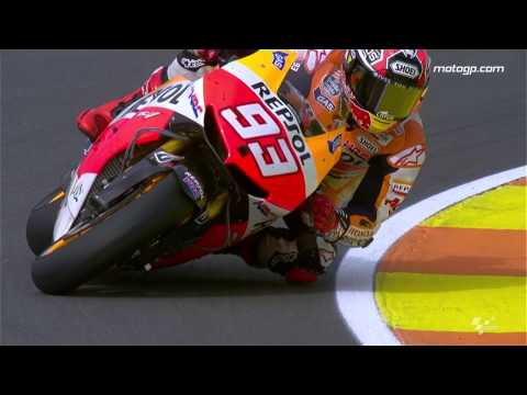 MotoGP™ Valencia 2013 -- Best slow motion