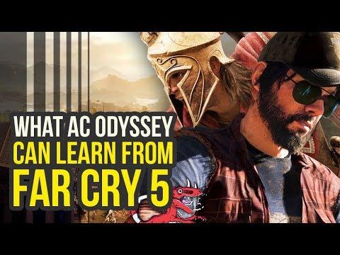 I Hope Assassin's Creed Odyssey Treats Monetization Like Far Cry 5 Does (AC Odyssey Gameplay) thumbnail