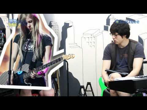Squier 일렉기타 Avril Lavigne Telecaster
