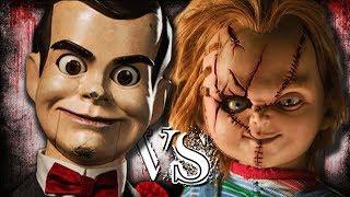 Slappy VS Chucky | Epic Rap Battles of Halloween