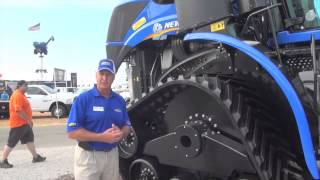 The New Holland T9 SmartTrax