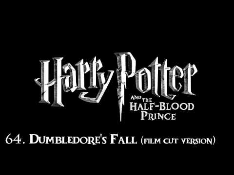 Harry Potter & The Half-Blood Prince Recording Sessions - 64. Dumbledore's Fall (film cut version) mp3