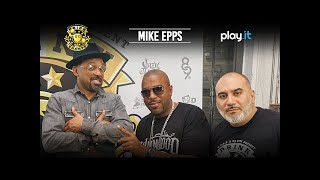 DRINK CHAMPS: Episode 58 w/ Mike Epps | Talks Friday Films, Early Beginnings, Comedy, + more