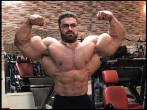 Amazing Persian Bodybuilder Behrooz Tabani