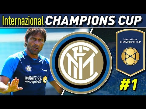 COMINCIA L'ICC! [#1] FIFA 19 International Champions Cup INTER ★ ULTIMATE