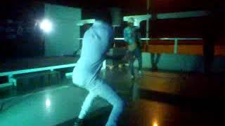 Kibepy oh Stanna Actuação na Discoteca Eleven Bar Clube of Hot gang Music