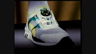 1992 PUMA Sports Shoes Disc System TVC