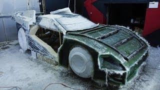 Авто из Cyberpunk 2077. Работа с матрицами, двери. Часть 5
