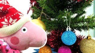 Weihnachten mit Peppa Wutz - Peppa Pig auf Deutsch - Kindervideo