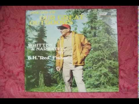 Red Fisher - Poems Of Our Great Outdoors - LP