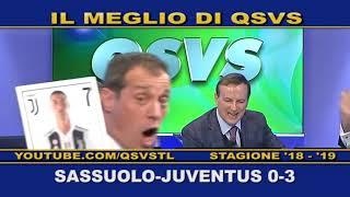 QSVS - I GOL DI SASSUOLO - JUVENTUS 0-3  - TELELOMBARDIA / TOP CALCIO 24