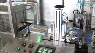 APSS5022 Stainless Steel High Speed Side Sealer for Pizza Packaging