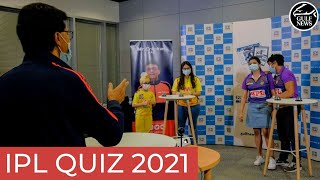 IPL 2021 Quiz: Gulf News and Mr. Cricket UAE Anis Sajan unite to give fans a treat in Dubai