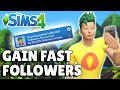 12 Ways To Gain Followers [And How To Make Money From Them] | The Sims 4 Guide