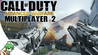 COD AW PC Multiplayer: Akimbo - German | Deutsch Call of Duty Advanced Warfare Gameplay