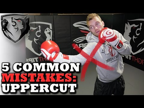 5 Common Uppercut Mistakes: Land'em More Effectively!