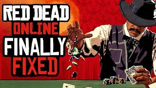 Red Dead Online is Fixed FINALLY - Inside Gaming Roundup