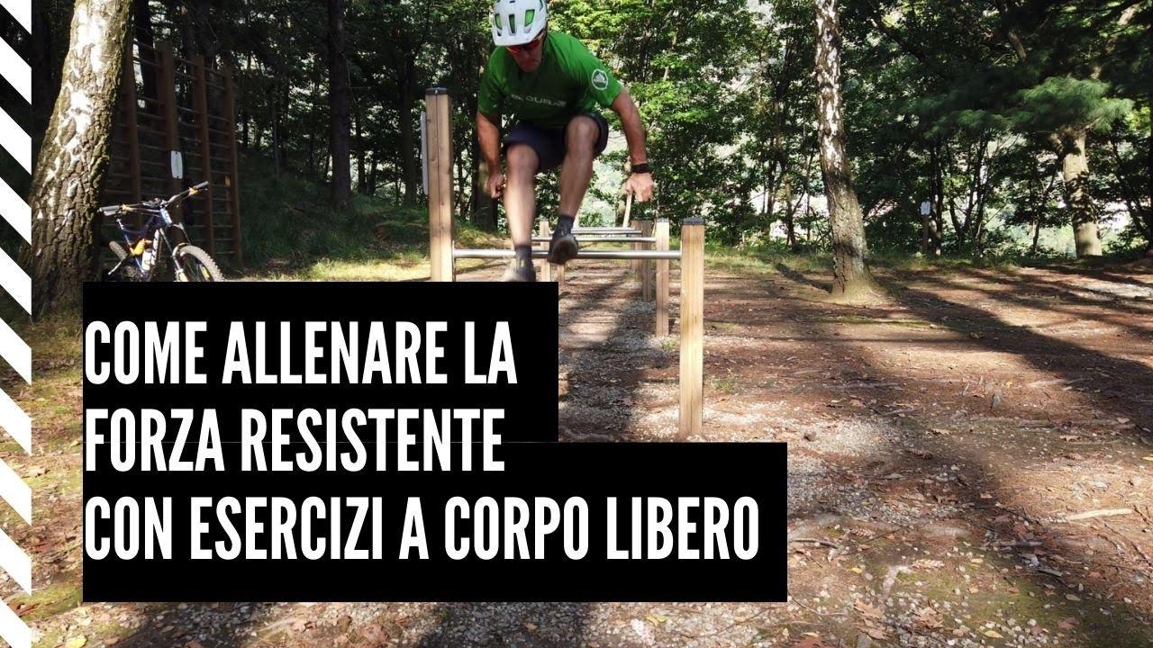 COME ALLENARE LA FORZA RESISTENTE