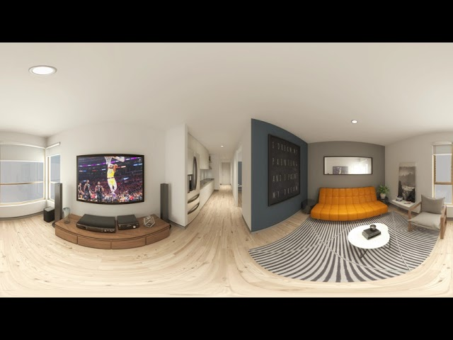 360 VIEW / VIRTUAL TOUR - HANNAH PARK