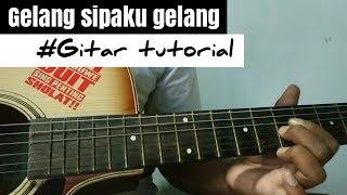 Gelang sipaku gelang | sayonara | lagu anak anak sepatu gilang - Gitar tutorial