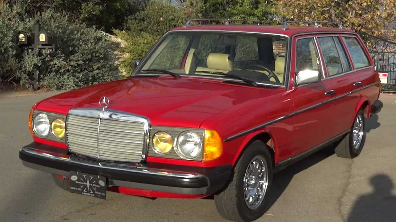 Mercedes Benz Station Wagon For Sale