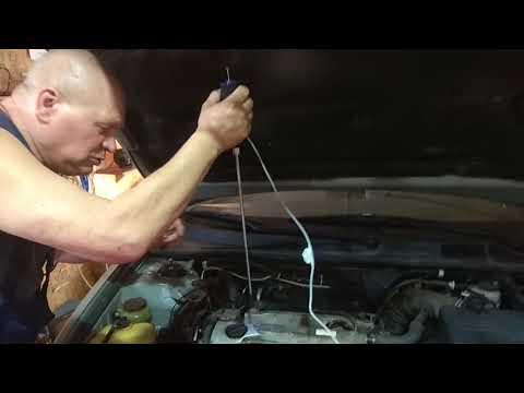 Toyota Camry двигатель 2AZ-FE - заглянем внутрь!