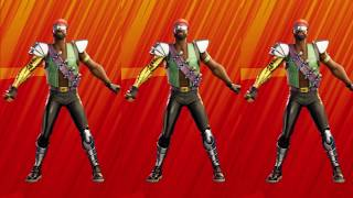 Major Lazer - Lazerism Fortnite Emote
