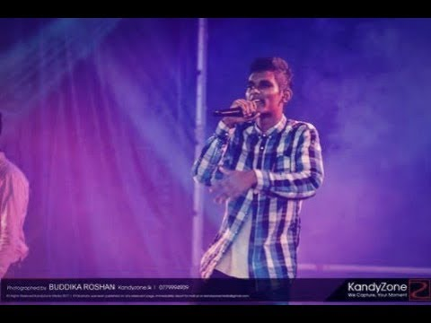 D ZAYGE - Purapasa (පුරපස) Ft.Nisal  (Live In Concert Peforming Official Theam Song 2017)