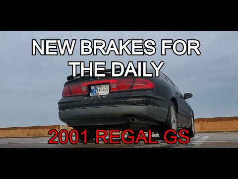 How To Replace Brakes On A 2001 Buick Regal GS