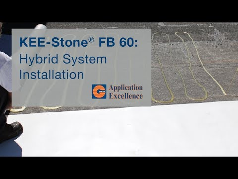 KEE-Stone FB 60 Hybrid System - Application Excellence