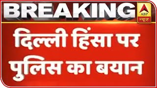 "Delhi Police Says, ""10 Dead In Violence, 56 Cops Injured"" 