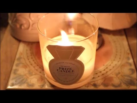 Prize Candle Ring Reveal!