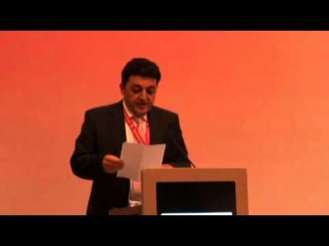 38. Büyük Kongre.Mehmet İbrahim Özkol Konuşması (17.11.2011)