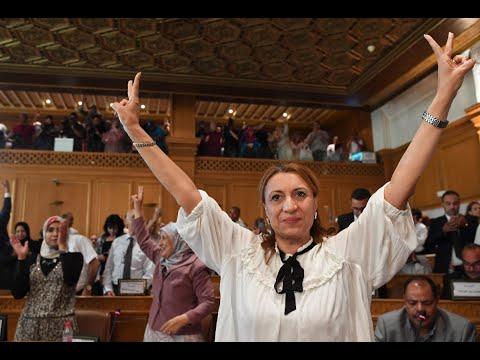 لأول مرة في تاريخ تونس.. تولي امرأة في منصب البلدية