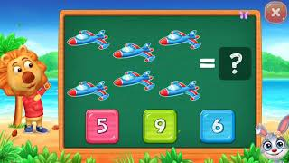 Learn to count number for children, How to count number with pictures for kids Part9