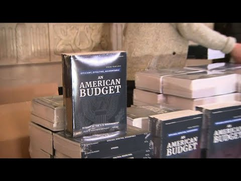 Trump's $4 Trillion Budget Delivered to Congress