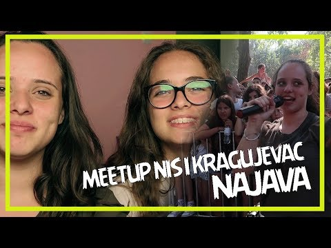 In the next video...Kako izgledaju nasi veliki Meet up-ovi? Nis - Kragujevac